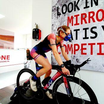 VO2max test fietsen tri2one coaching