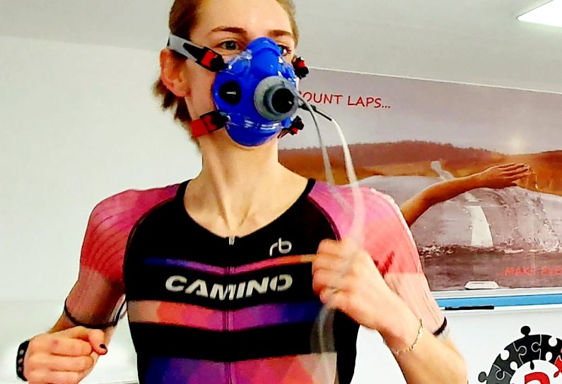 VO2max test hardlopen tri2one coaching