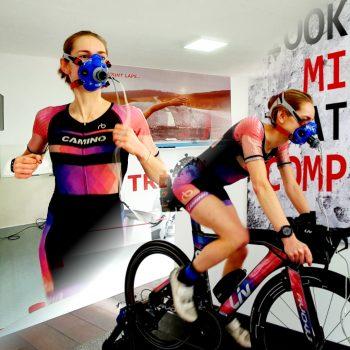 VO2max combi test hardlopen en fietsen tri2one coaching