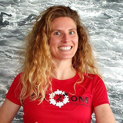 Marlijn triathlon coach